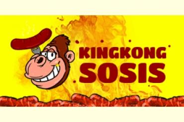 Kingkong Sosis - Paket Usaha Franchise Sosis Bakar