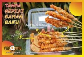 Paket Franchise Telur Gulung Spesial Mendobrak Pasar Kuliner Indonesia