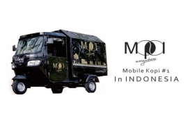 Franchise Mopi - Mobile Kopi
