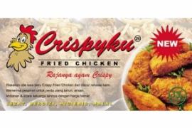 Crispyku Ayam Goreng