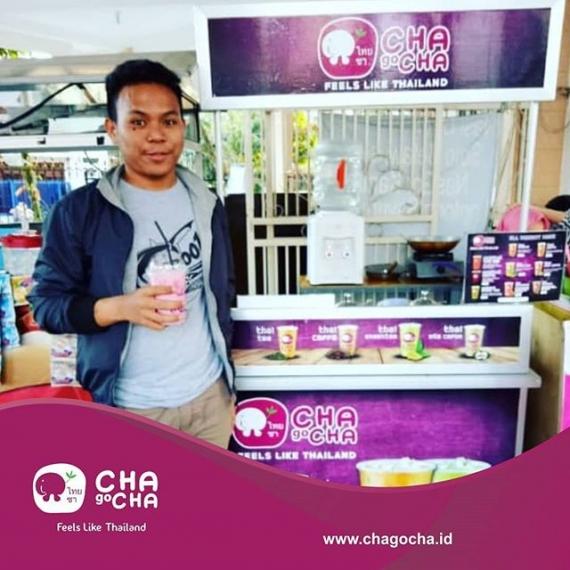Kemitraan Minuman Thai Tea, Franchise Dengan Modal Terjangkau