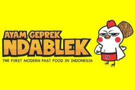 Franchise Ayam Geprek Ndablek