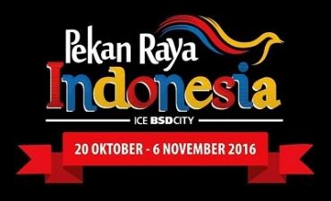 Pekan Raya Indonesia 2016 Telah Selesai Digelar