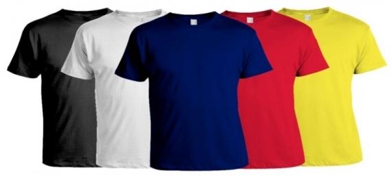 Peluang Usaha Modal Kecil, Bisnis Kaos Polos Ini Perlu Anda Coba