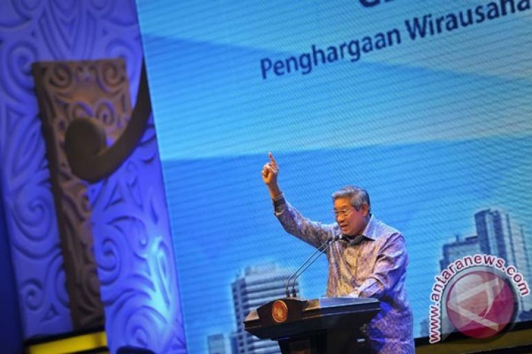 Pembukaan Wirausaha Mandiri Expo - 2014
