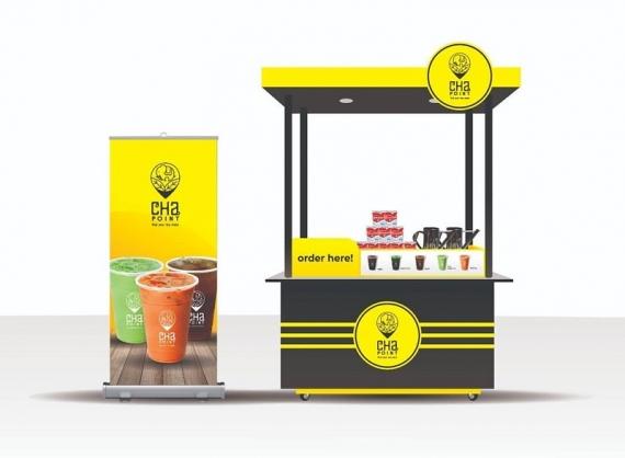 Waralaba Chapoint Thai Tea, Bisnis Pengeruk Laba