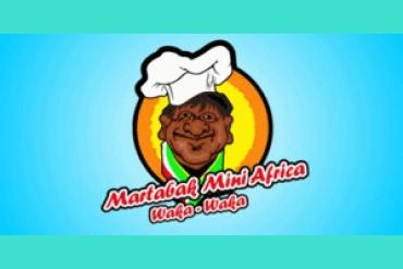 Martabak Mini Africa Waka - Waka
