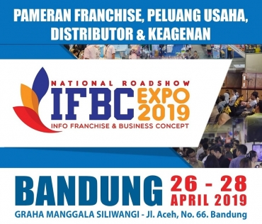 Bandung Info Franchise & Business Concept 2019 (150th Edition)