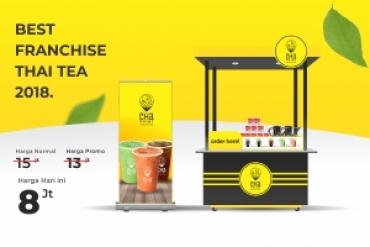 Chapoint - Franchise Thai Tea Kekinian