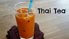 Simak Resep Mudah Cara Membuat Thai Tea - Buka Usaha Sendiri