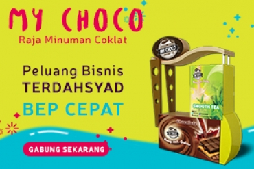 My Choco - Waralaba Minuman Coklat