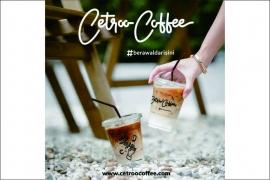 Cetroo Coffee - Franchise Kopi Susu Kekinian