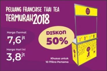 Chaphoria - Franchise Thai Tea