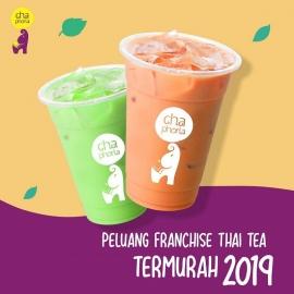 Chaphoria Thai Tea, Peluang Usaha yang Menjanjikan 2019