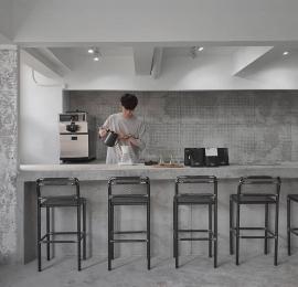 Desain Cafe Minimalis, Konsep Coffeeshop Kekinian