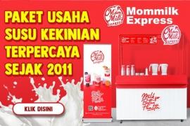 MomMilk Express - Franchise Minuman Susu