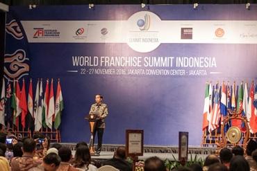 Indonesia Franchise & SME Expo AFI: Waralaba Bisa Jadi Agen Pemerataan Ekonomi