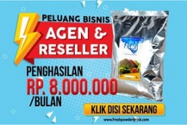 Fresh Powder Drink - Jual Bubuk Minuman