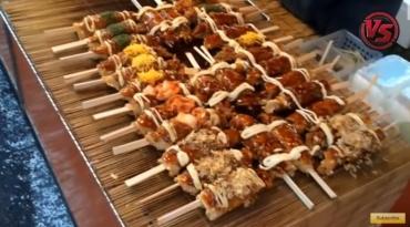 Ragam Street Food Khas Jepang