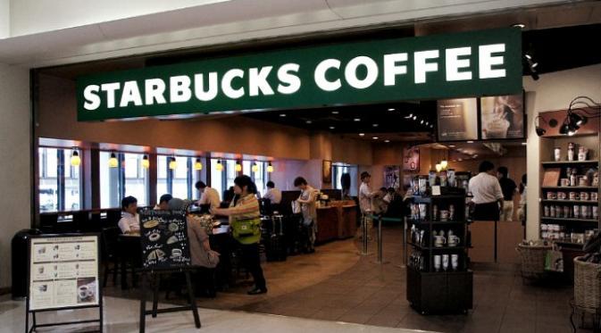 Starbucks California