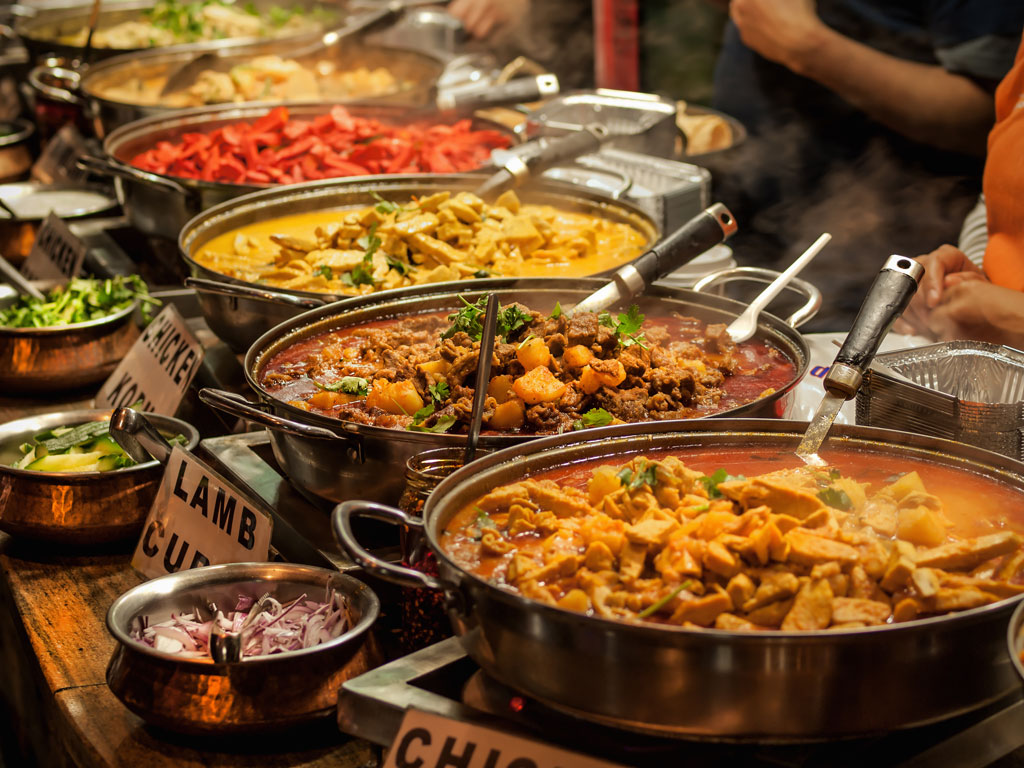 anjappar catering