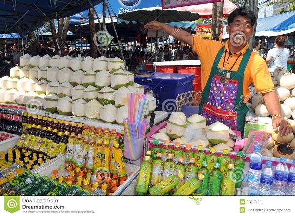 img bisnis menjual minuman segar