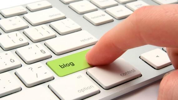 ilustrasi blogging bisnis dari ngeblog