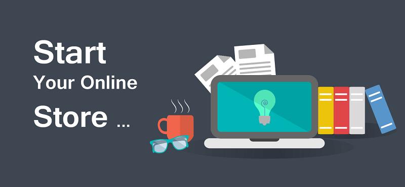 ilustrasi cara bisnis online