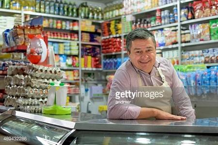 img kerja sebagai penjaga toko