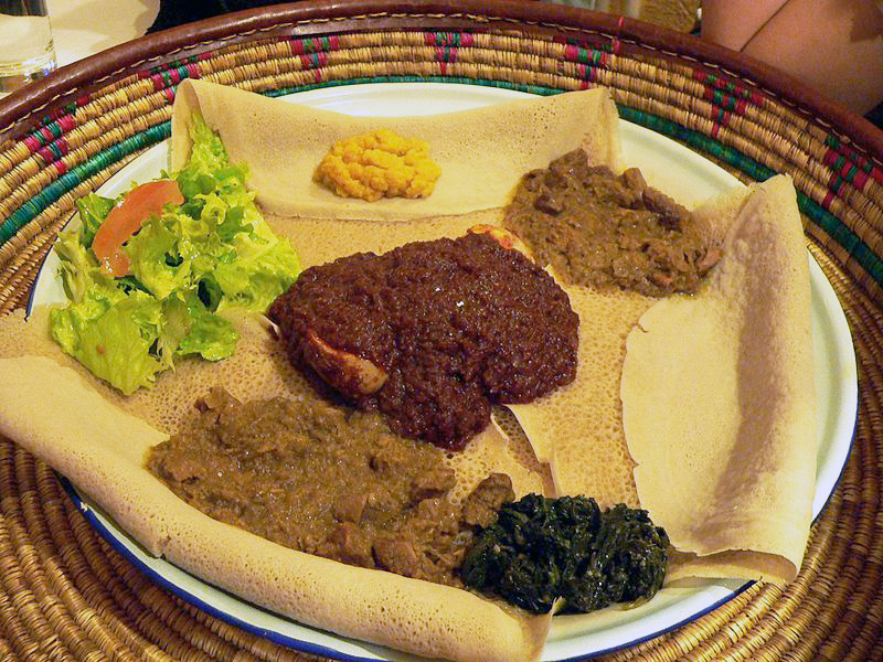 makanan pedas wot spicy cuisine ethiopia