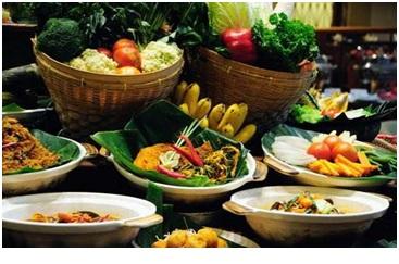 gambar bisnis kuliner makanan tradisional Indonesia