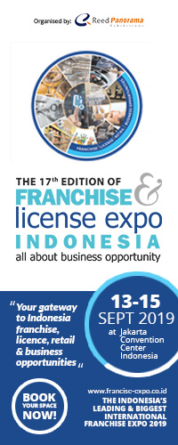 banner kiri franchise license expo