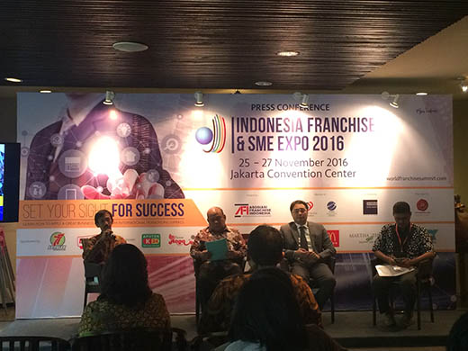 gambar indonesia world franchise summit 2016