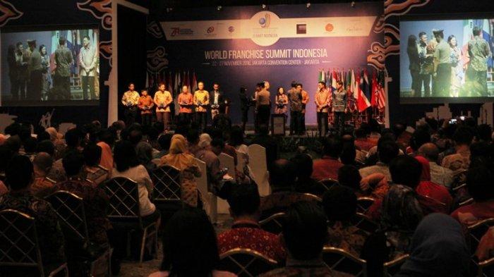 indonesia franchise sme expo afi waralaba bisa jadi agen pemerataan ekonomi