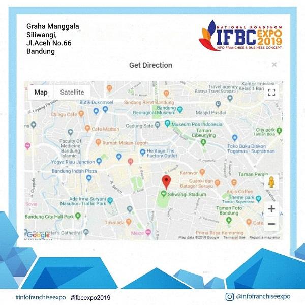 map graha manggala siliwangi ifbc