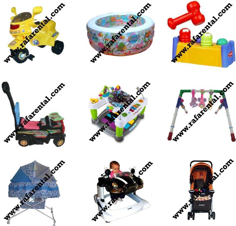 gambar peluang usaha rental mainan anak rafa rental world
