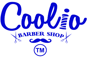 logo franchise barbershop coolio barbershop