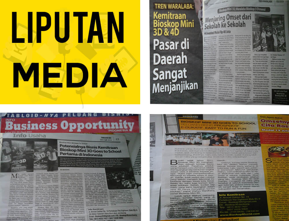 gambar press release liputan bioskop mini 3d 13