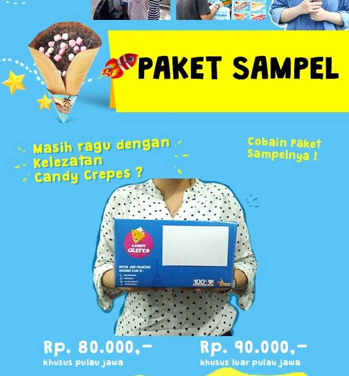 img paket sampel candy crepes