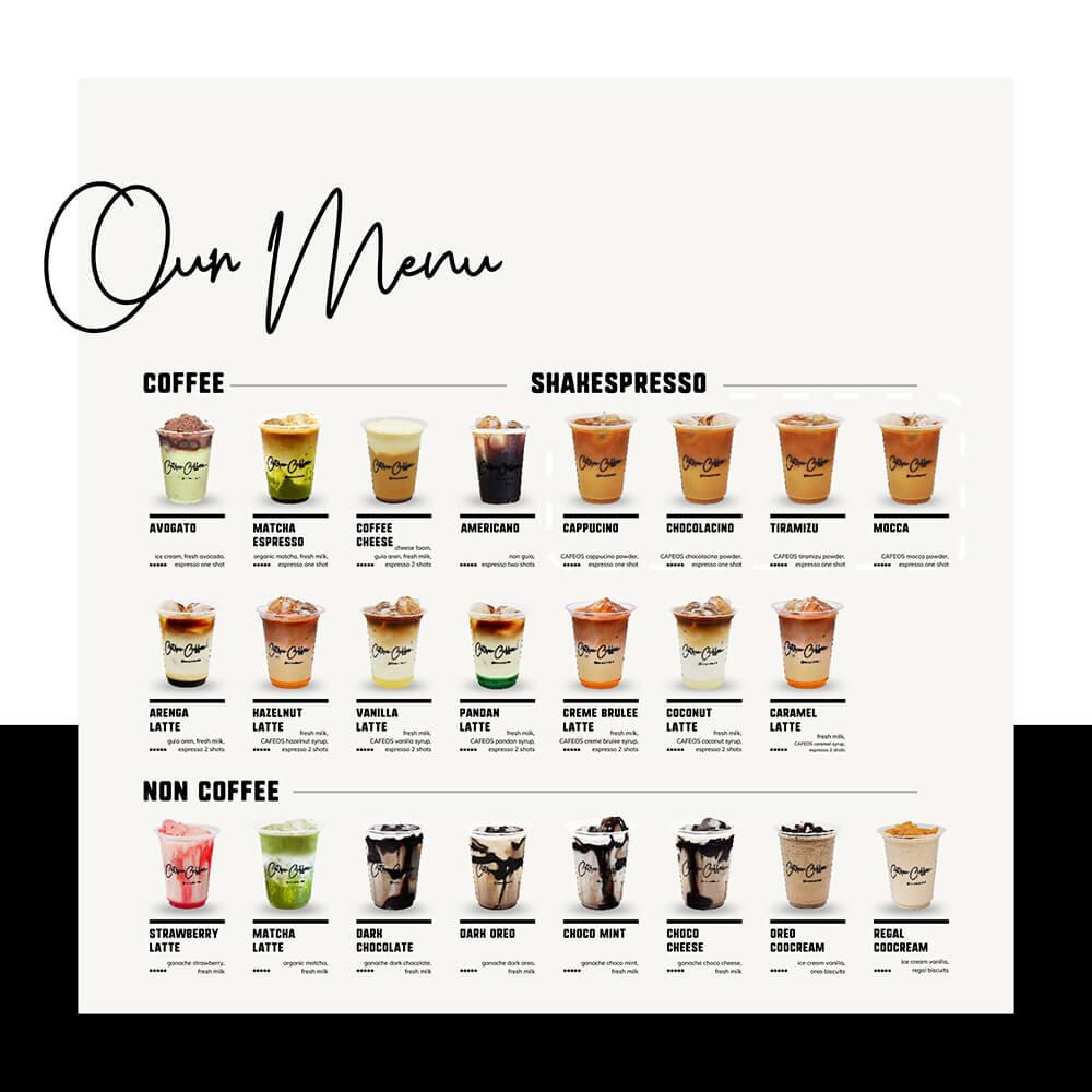varian rasa kopi cetroo