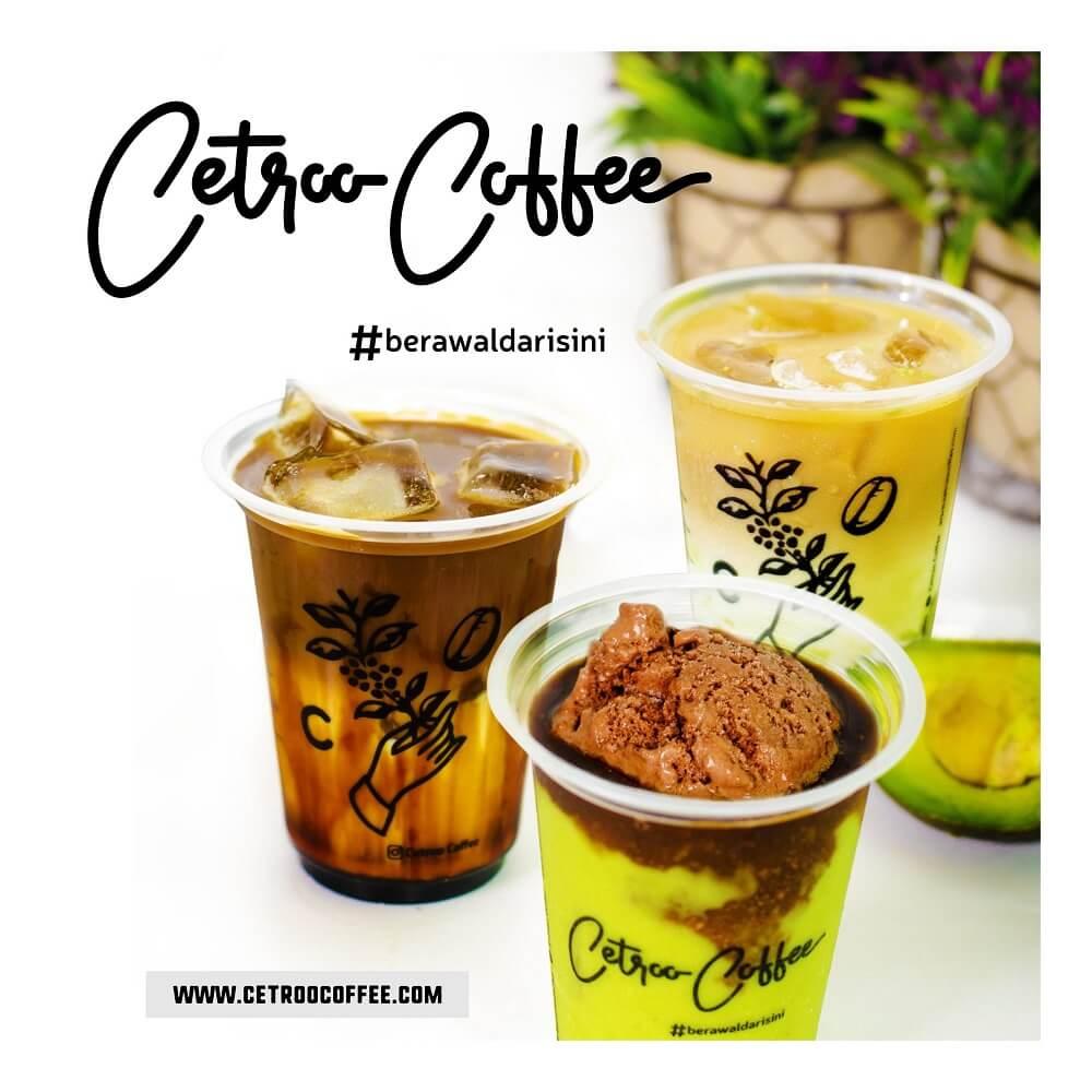 cover proposal franchise kopi susu kekinian cetroo