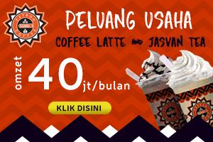 banner bisnis minuman kopi waralaba cetroo coffee