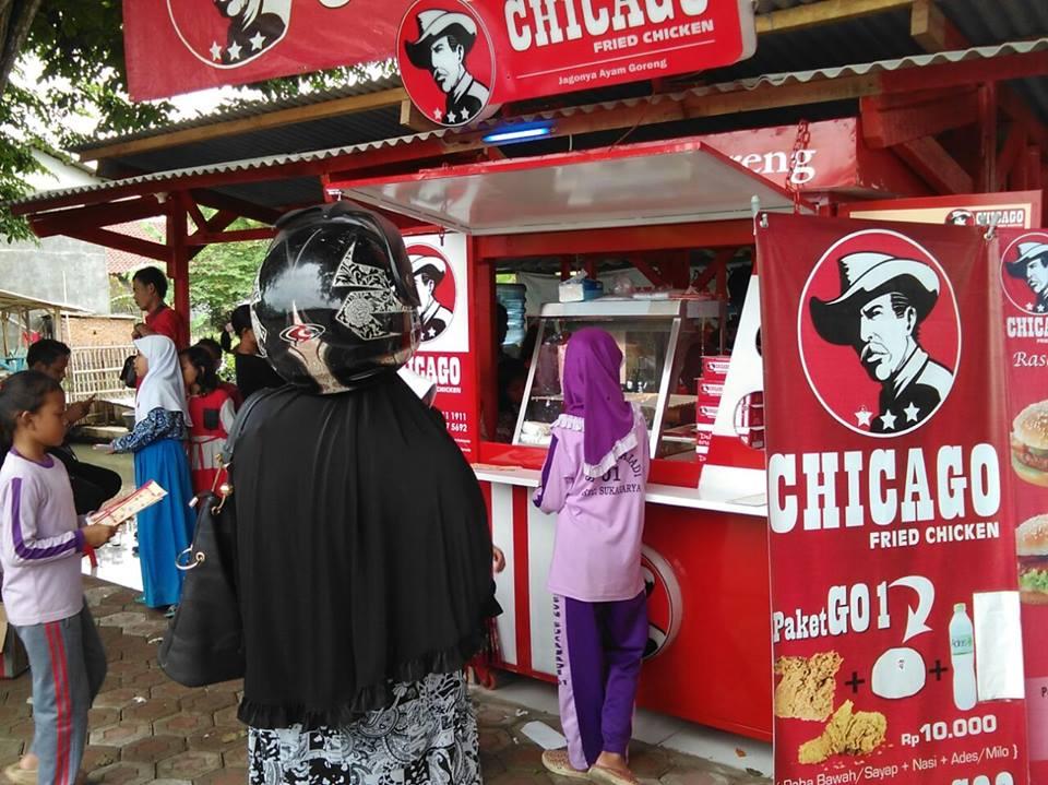 booth perumnas 3 bekasi