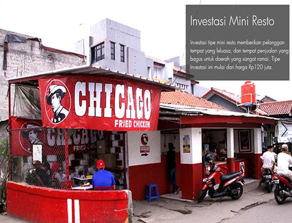 mini resto chicago fried chicken