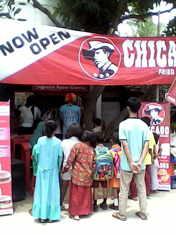 outlet chicago fried chicken pulo bambu