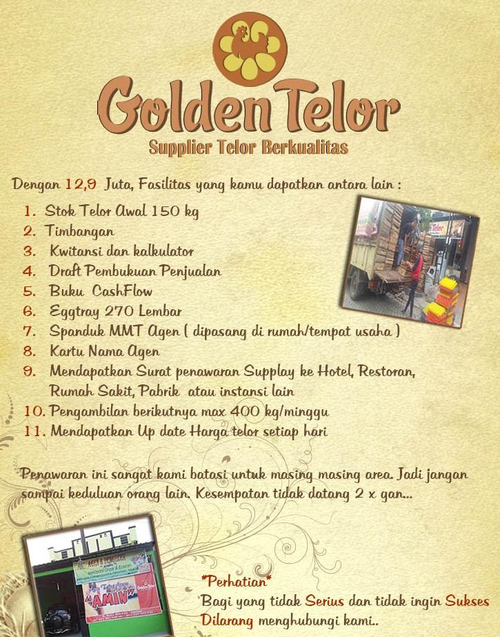 golden telur 10