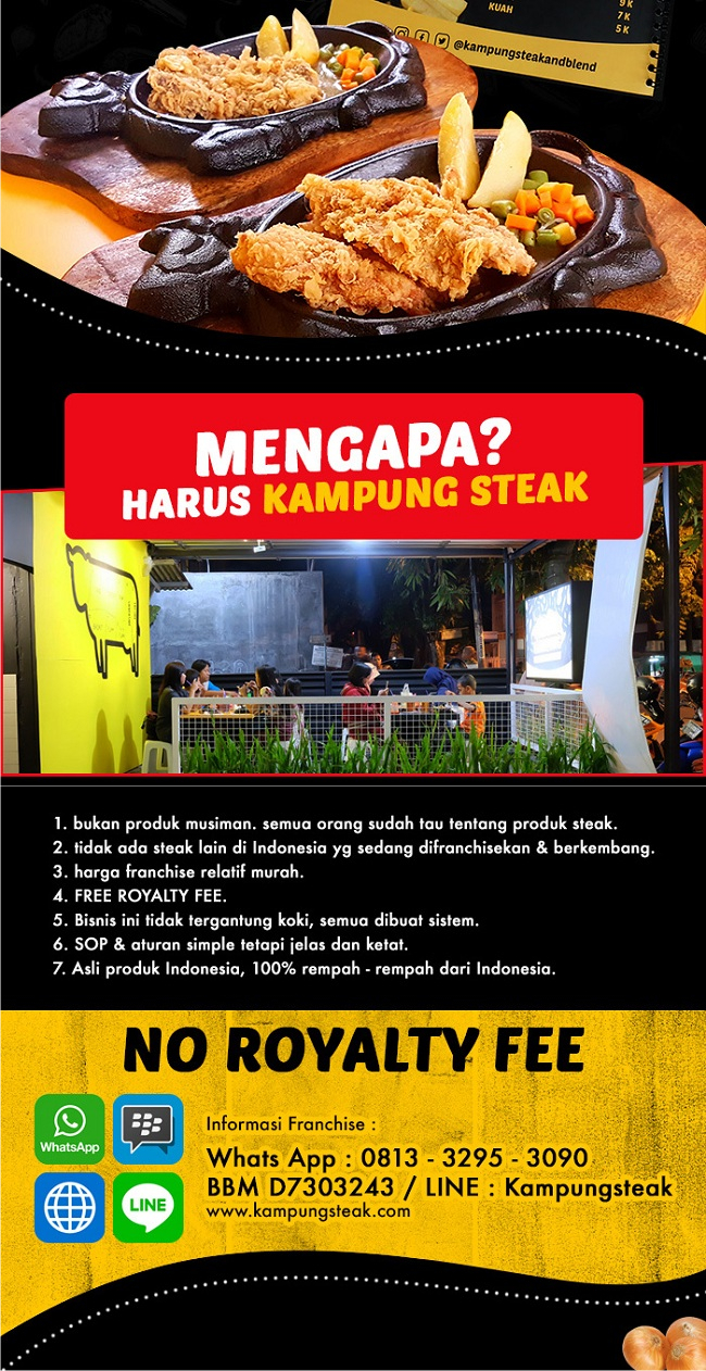 img waralaba kampung steak