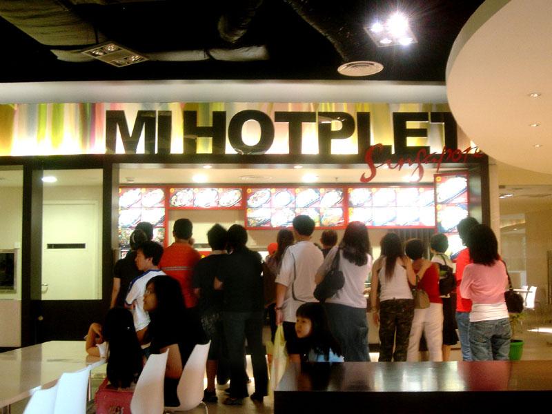 1 peluang usaha franchise restaurant mi hotplet singapore