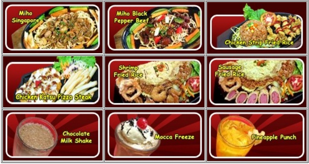 menu franchise mi hotplet