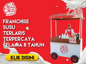 Franchise Susu Mom Milk Express 300x200
